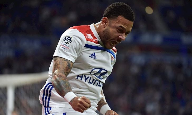 Video: Memphis Depay, hung thần ở giải Ligue 1