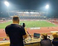 Video clip: UAE cử tình báo từ trên cao điều chỉnh đội hình dưới sân
