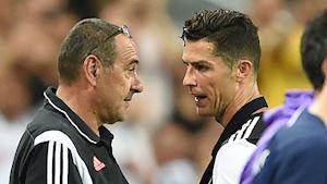 Tất cả đồng đội về phe Ronaldo, sẵn sàng 'lật ghế' Sarri