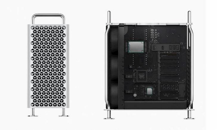 Apple xac nhan Mac Pro 2019 va Pro Display XDR co hang 1