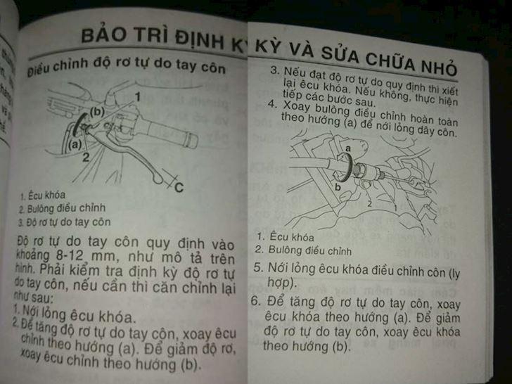 Exciter vao so bop het con banh xe van quay loi hay binh thuong – Cung xe 28 3