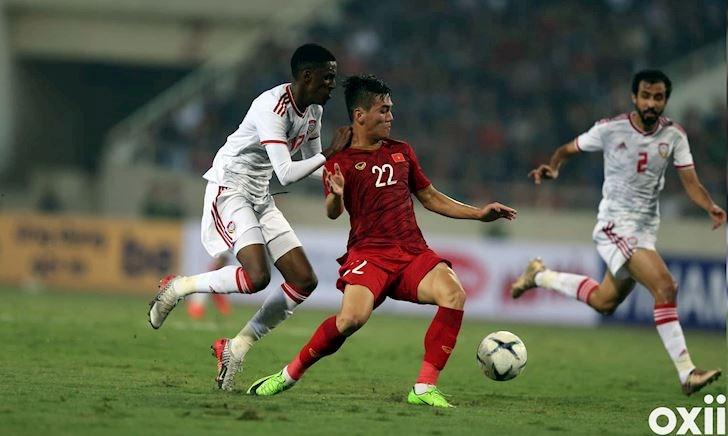 Video clip: Bàn thắng tuyệt đẹp của Tiến Linh giúp đội tuyển Việt Nam nhất bảng.