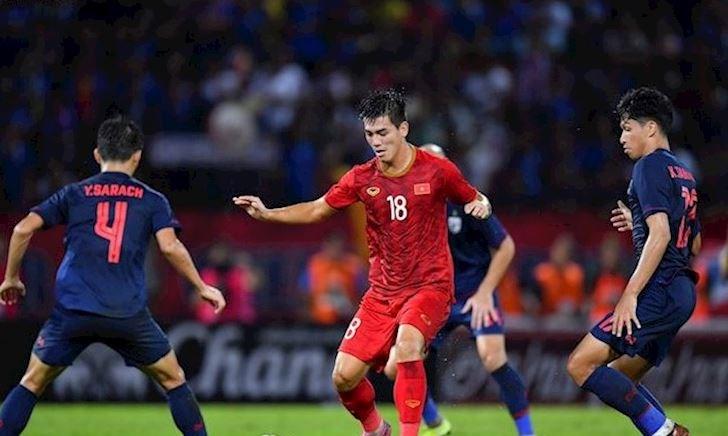 Lịch thi đấu bóng đá hôm nay 19/11: VTC1, VTC3, VT5 trực tiếp Việt Nam vs Thái Lan