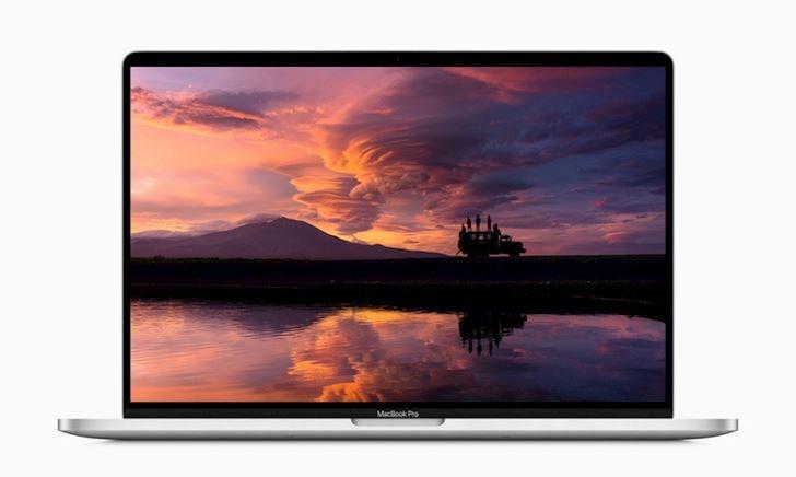 Macbook Pro 16 inch chính thức ra mắt: Trên 6.000 USD cho cấu hình mạnh nhất