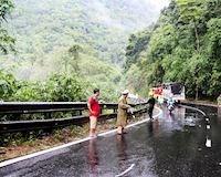 Đèo Bảo Lộc ngày càng đáng sợ và nguy hiểm với các biker