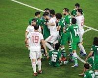 Thua đau phút bù giờ, 'ông kẹ' Iran sắp mất vé World Cup