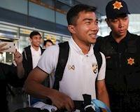 Mong đổi vận, Thái Lan đổi áo đấu Việt Nam