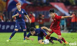 TRỰC TIẾP Việt Nam vs Thái Lan: Công Phượng tiếp tục dự bị
