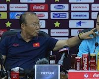 Nóng: Trọng Hoàng, Hùng Dũng được ông Park chọn dự SEA Games 2019