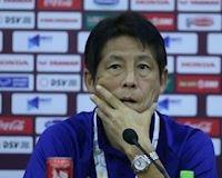 HLV Nishino: 'Tôi thán phục phong độ của Việt Nam'