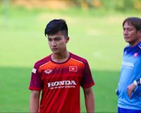 Danh sách U22 Việt Nam đến SEA Games: Martin Lò bị loại