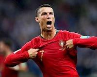 Video clip: Hat-trick thứ 55 trong sự nghiệp của Ronaldo