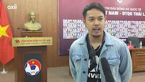 Video clip - phóng viên Thái Lan: 'Ông Park là người hùng, tuyển Việt Nam số 1 Đông Nam Á'