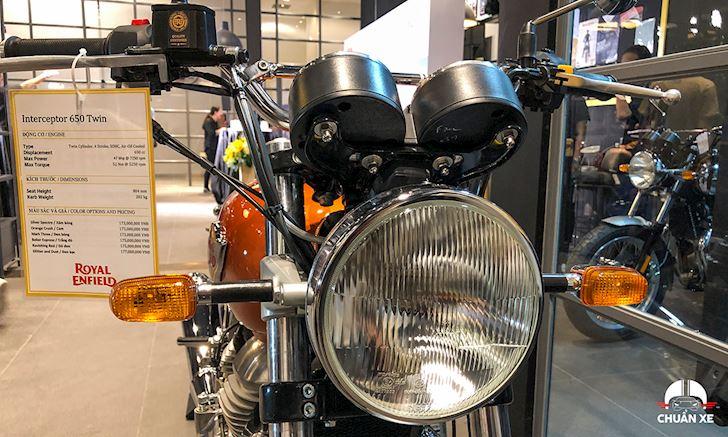 royal enfield 650cc gia 170 trieu lua chon dang suy nghi cho mo to co dien 2