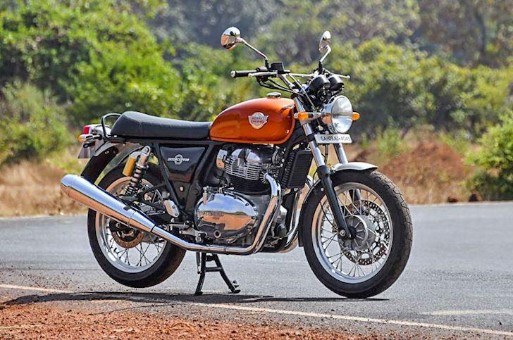 royal enfield 650cc gia 170 trieu lua chon dang suy nghi cho mo to co dien 1