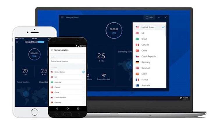 3 ứng dụng VPN tốt dành cho anh em để truy cập vào những trang web