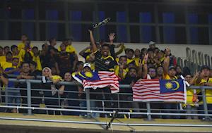 TRỰC TIẾP Malaysia vs Indonesia: Nhập cuộc hấp dẫn (H1)