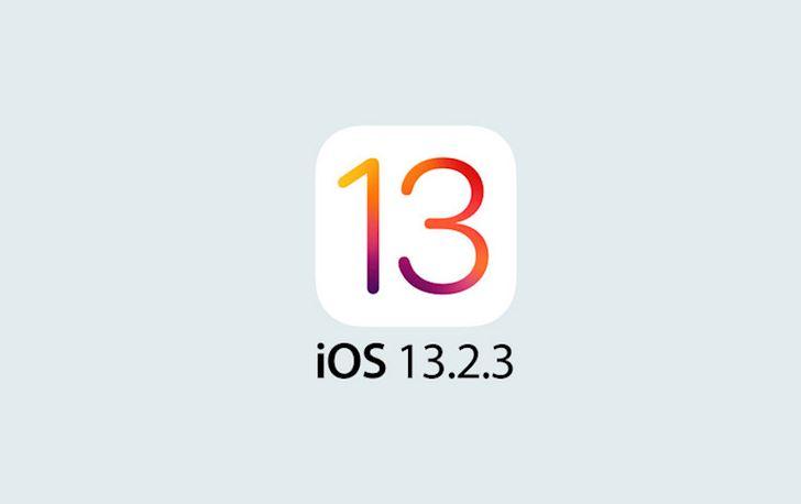iOS 13 2 3 co gi moi Ban cap nhat da co moi tai ve ngay 1