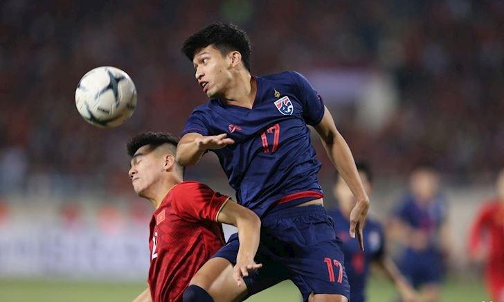 Cầu thủ Thái Lan: Thật xấu hổ khi không thắng Việt Nam