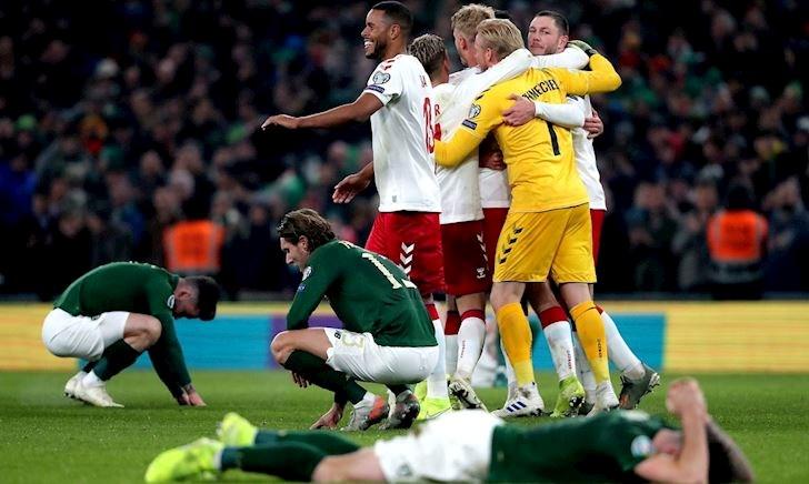 Cập nhật các đội giành vé dự vòng chung kết EURO 2020