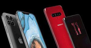 iPhone 12 vs Galaxy S11: Samsung Galaxy S11 thì nhàm chán còn iPhone 12 thiết kế mới