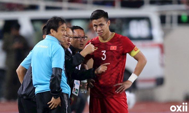 HLV Park Hang-seo: Đội hình tuyển Việt Nam cần phải nâng cấp