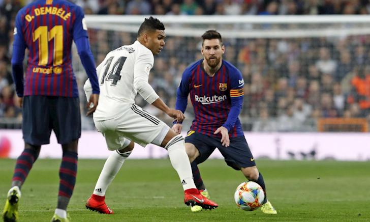 Lịch thi đấu La Liga vòng 14: Bao giờ tới El Clasico
