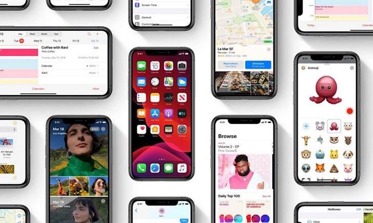 Apple tung ra iOS 13.3 Beta 3 với nhiều tùy chọn tiện dụng
