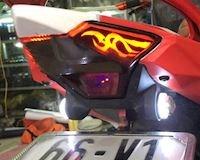 Thay đèn xi nhan Exciter 150 có bị CSGT phạt không?