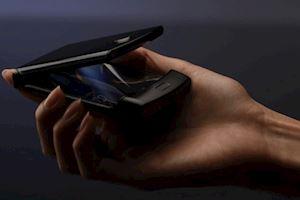 Lộ ảnh trên tay thực tế huyền thoại Motorola Razr sắp được hồi sinh