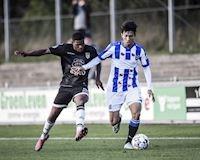 Video clip: Đoàn Văn Hậu và 90 phút nỗ lực trong đội hình Jong Heerenveen