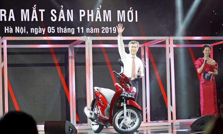 Honda SH 2020 8