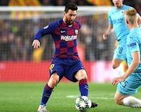 4 năm rồi, Messi mới tịt ngòi nhiều thế này