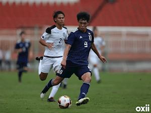 Video clip: Quyết giấu bài trước Việt Nam, U19 Nhật Bản vẫn thắng đậm 10 bàn