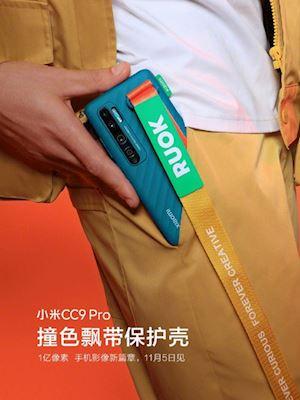 Xiaomi CC9 Pro ra mat Camera 108MP pin khung gia tu 9 3 trieu dong 3