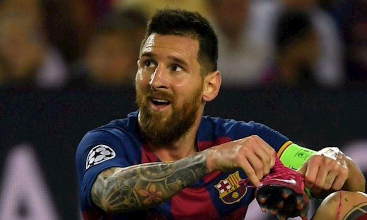 Đi thôi, Messi...