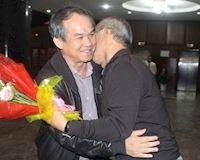 HLV Park Hang-seo cảm ơn bầu Đức sau khi gia hạn hợp đồng thành công