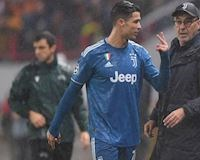 Bóng đá quốc tế ngày 7/11: Man City sa lầy, Ronaldo bật HLV
