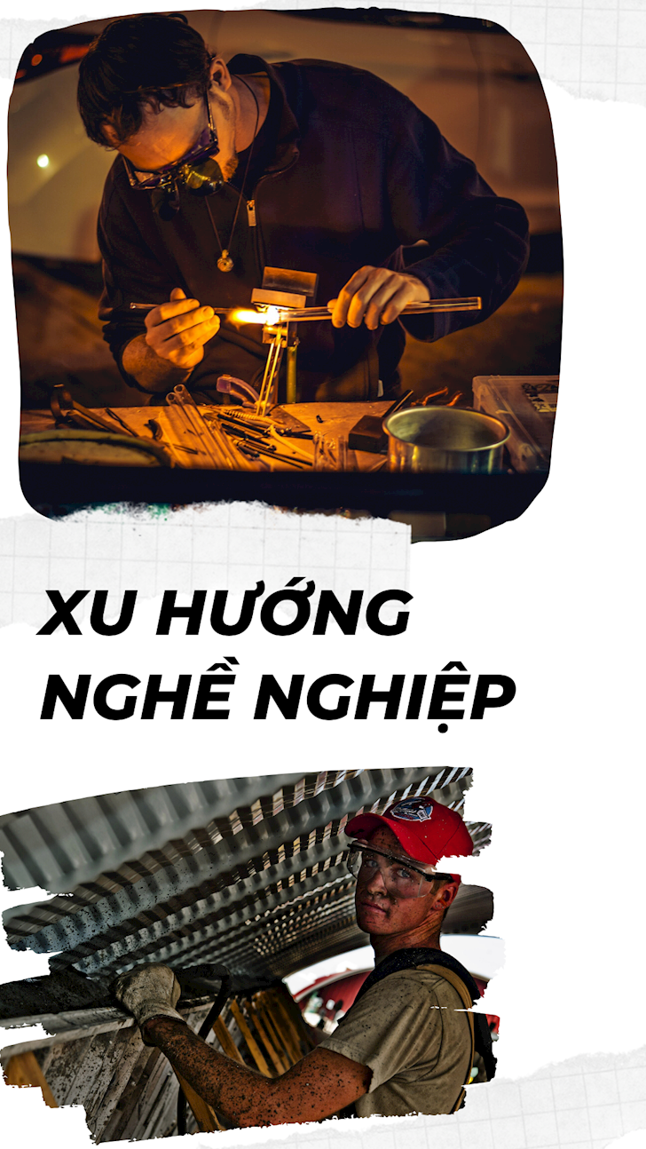 Nam gioi song Day la cach de CHONG CHI DINH voi that nghiep 1