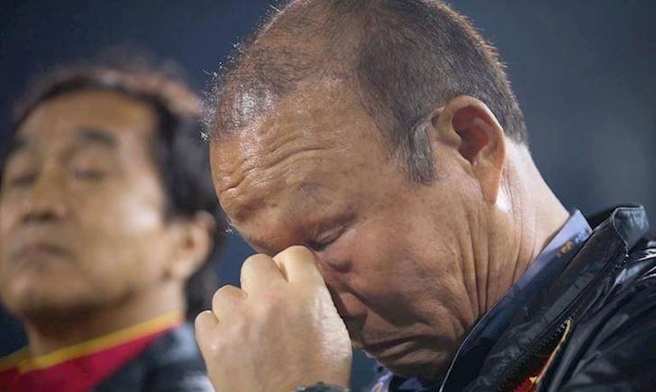 Video clip: Bài phát biểu xúc động của HLV Park Hang-seo khi gia hạn hợp đồng