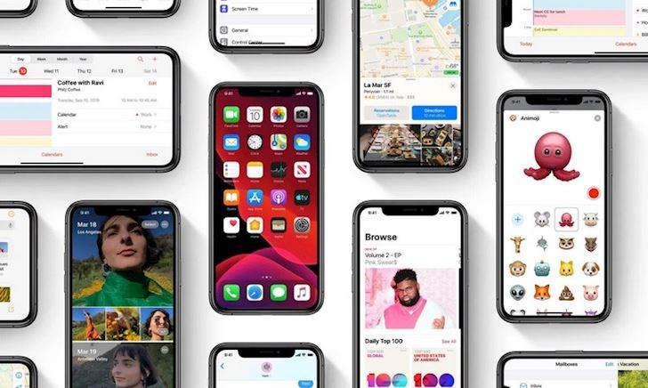Apple khóa sign iOS 13.1.2, một lên là không trở lại
