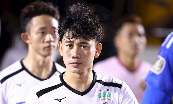 Video clip - Minh Vương: 'Hiện tại, chưa có đội nào tốt hơn HAGL'