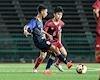Chia tay thần đồng Suphanat, U19 Thái Lan lập tức thua Campuchia