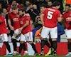 Tam tấu MRG thăng hoa giúp Man Utd vượt qua vòng bảng Europa League