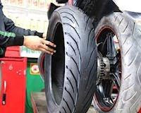 Lốp xe chưa mòn nhưng vẫn cần thay thế – Cưng xe #25