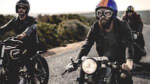 Xe mô tô cổ điển: Lứa tuổi nào phù hợp -  Gentleman Ride #8