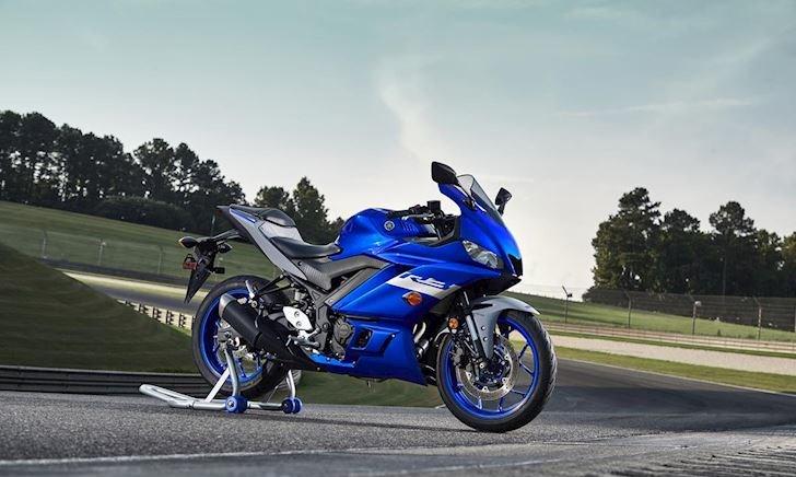 Những điểm nổi bật trên Yamaha YZF-R3 2020