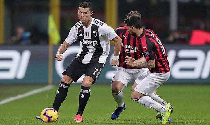 Nhận định Juventus vs Milan: Chờ Ronaldo thông súng