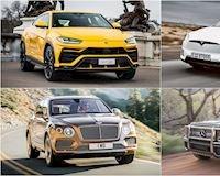 Những chiếc SUV mạnh nhất thế giới sánh tầm siêu xe