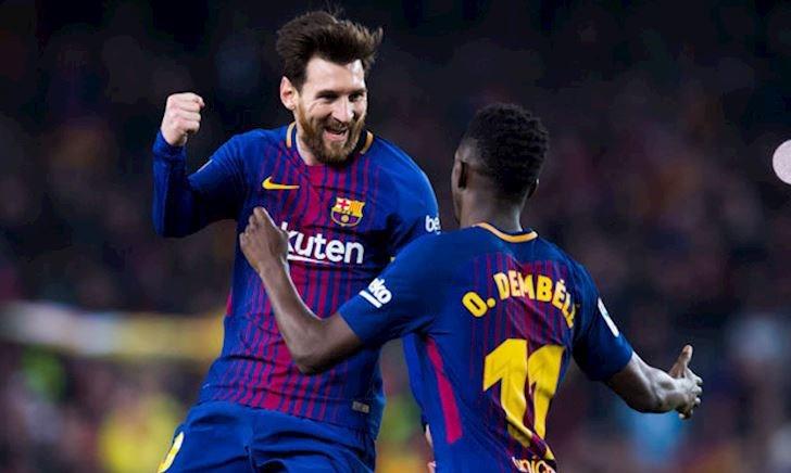 Cặp đôi sát thủ của Barca đã trở lại